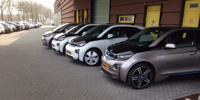 Utrecht Waar Gaan Die 10 000 Elektrische Auto S Opladen Over Morgen