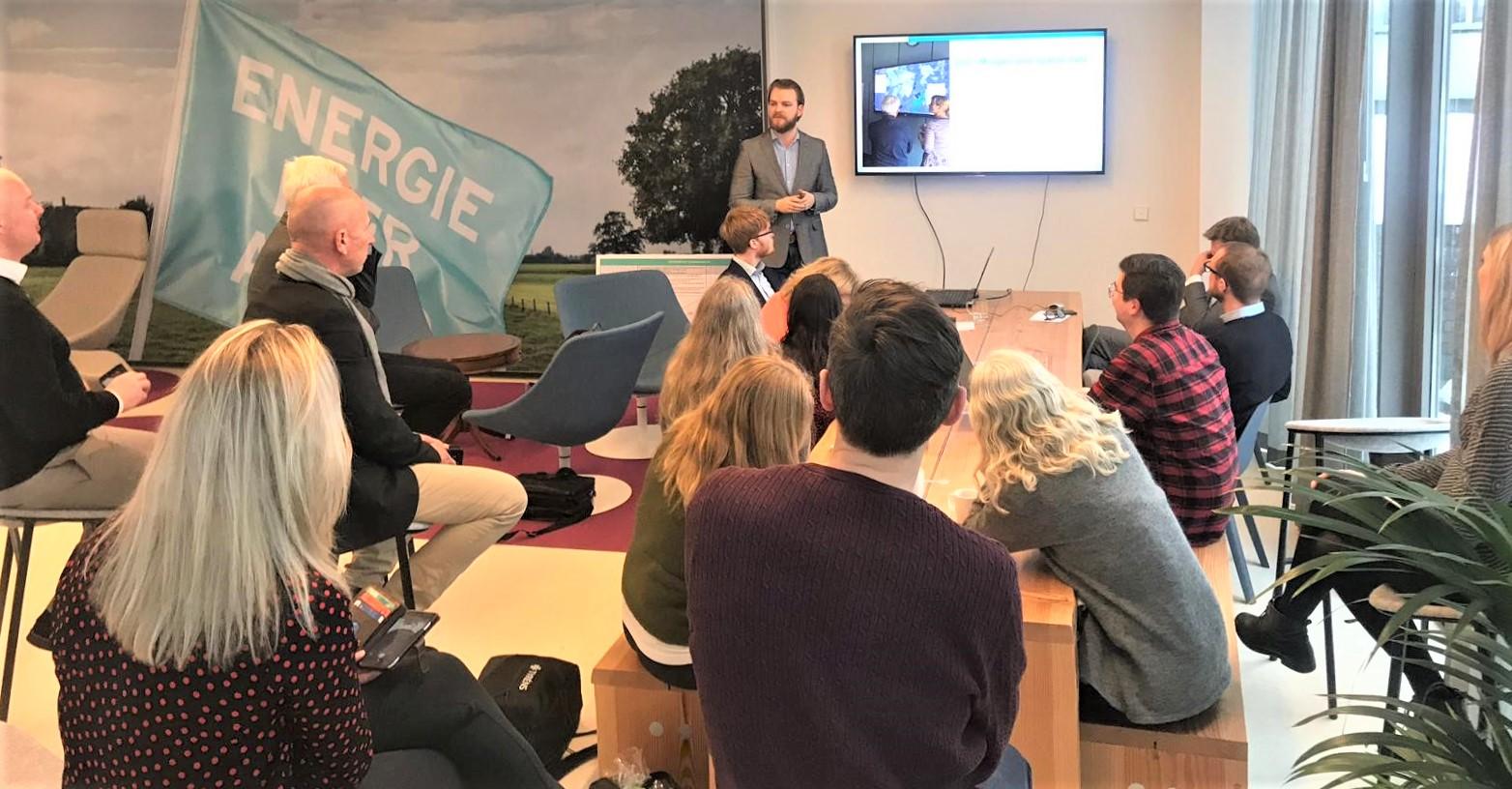 Meer Zweedse Inspiratie : Zweedse studiereis voor inspiratie bij over morgen data fika