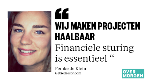 Femke de Klein Over Morgen