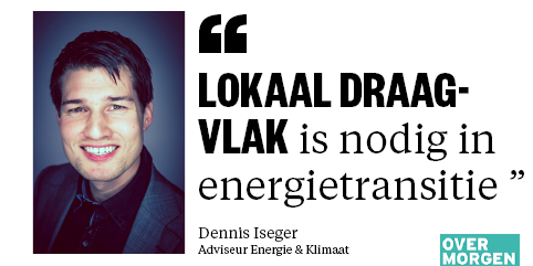 Dennis Iseger Over Morgen