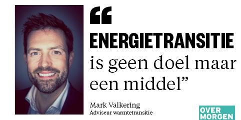 Mark Valkering Over Morgen