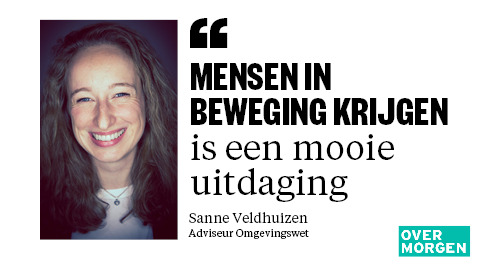 Sanne Veldhuizen Over Morgen