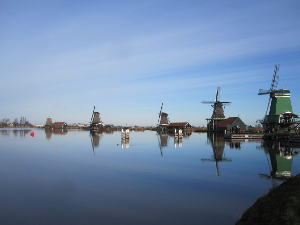 Zaanstreek waterland
