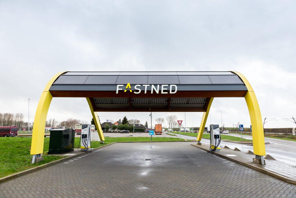 snellaadinfrastructuur