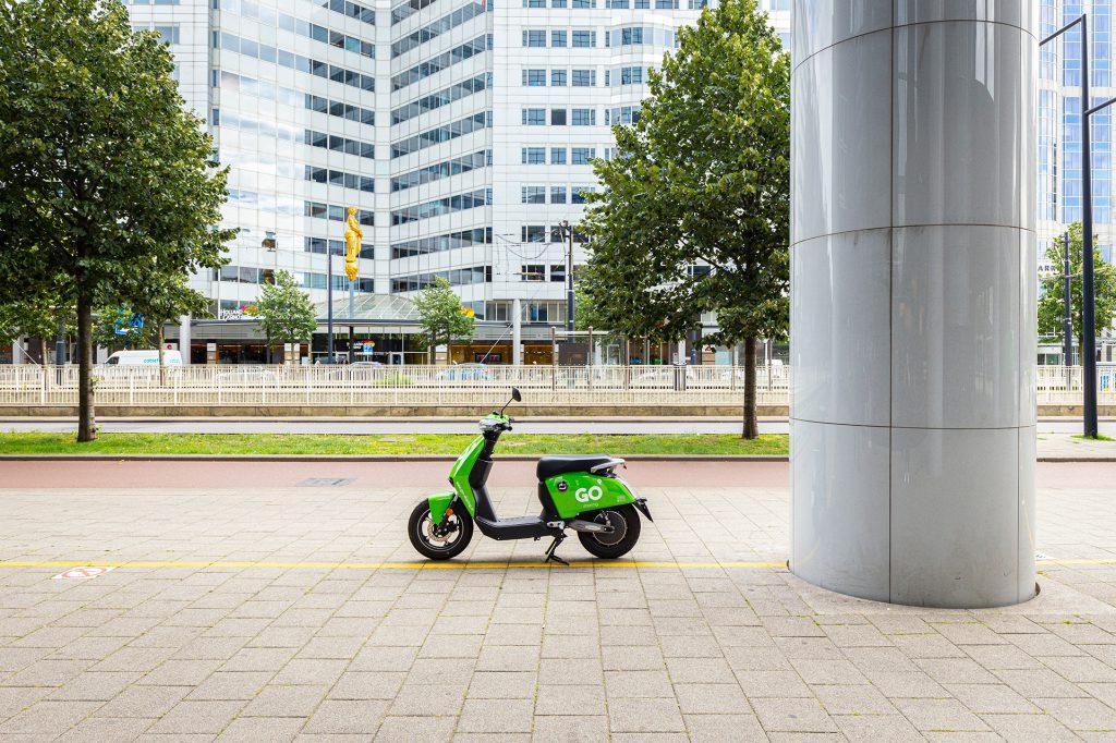 deelmobiliteit Zwolle