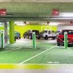 laadinfrastructuur parkeergarages