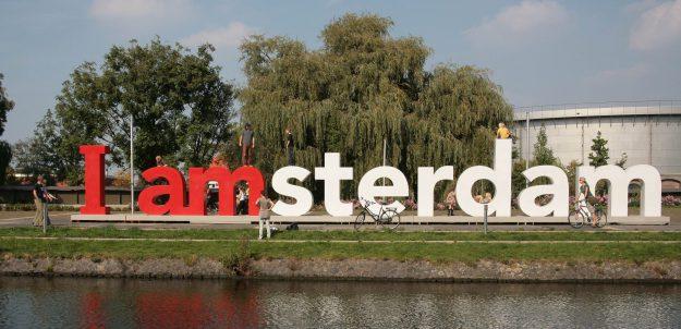 transitievisie warmte amsterdam