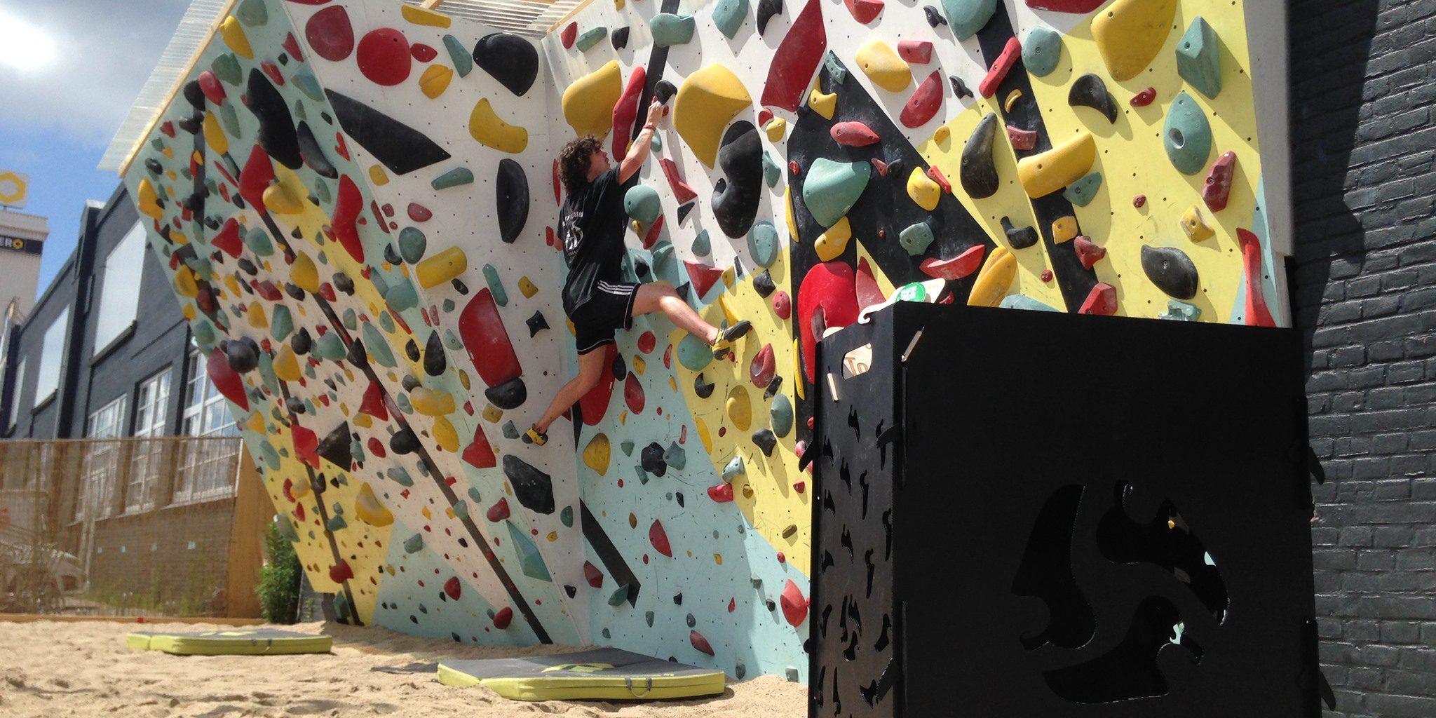 Clean climbers