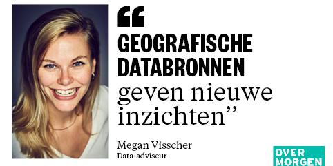 Megan Visscher Over Morgen