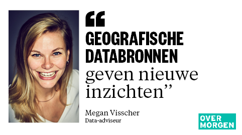 Megan Visscher Over Morgen