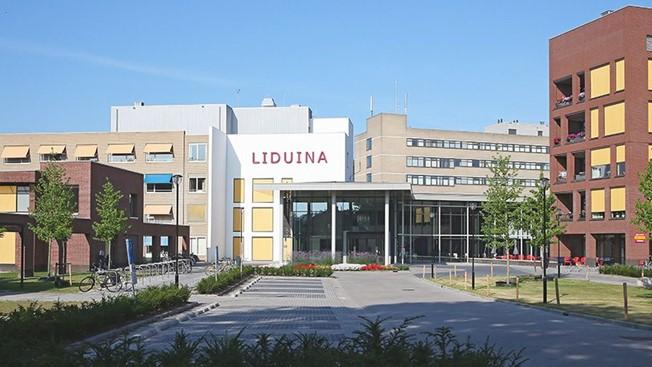 Duurzame verwarmingsinstallatie verpleeghuis Liduina