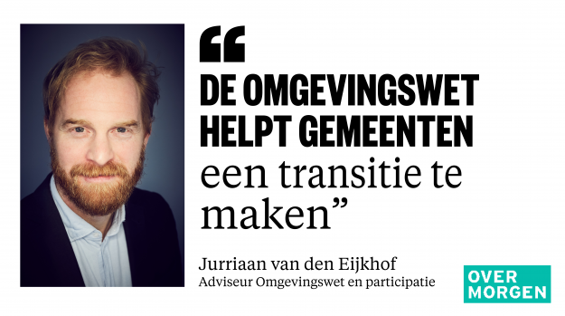 Jurriaan van den Eijkhof Over Morgen