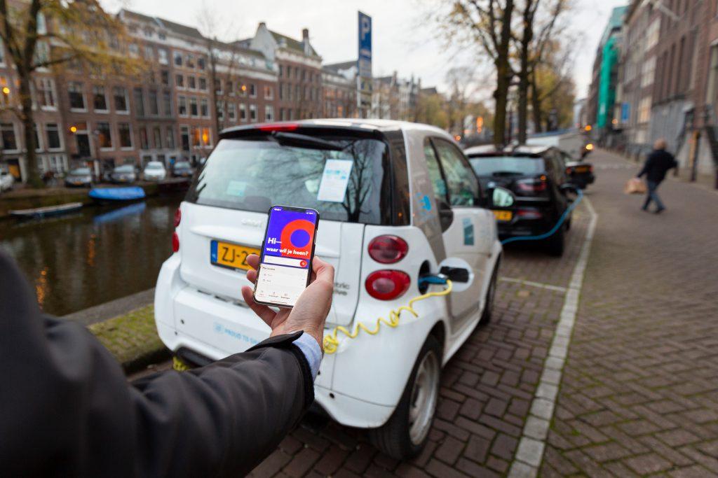 city deal deelmobiliteit
