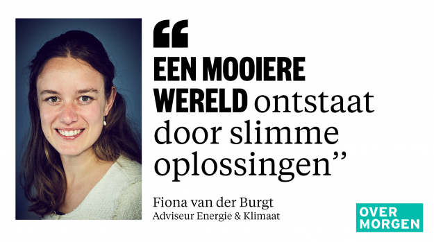 Fiona van der Burgt