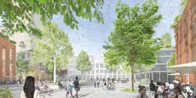 duurzaamheidsvisie station Leiden